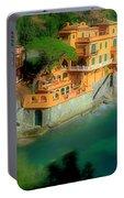 Portofino Park Bay Portable Battery Charger