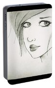 Portrait By Neha Portable Battery Charger