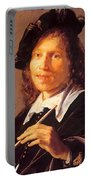 Portrait Of A Man 1640 Portable Battery Charger