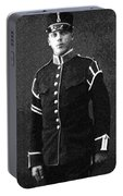 Portrait Of A Young  Wwi Soldier Series 13 Portable Battery Charger