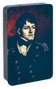 Portrait Of A Youth 46 By Adam Asar -  Asar Studios Portable Battery Charger