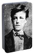 Portrait Of A Youth From History Series. No 4 Portable Battery Charger