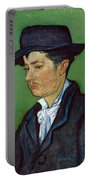Portrait Of Armand Roulin Portable Battery Charger