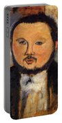 Portrait Of Diego Rivera 1914 Portable Battery Charger