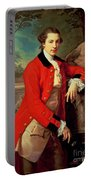 Portrait Of Edmund Rolfe Portable Battery Charger