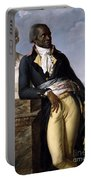 Portrait Of Jean-baptiste Belley Portable Battery Charger
