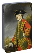 Portrait Of Sir Gerard Napier Portable Battery Charger
