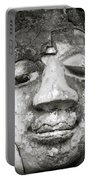 Portrait Of The Buddha Portable Battery Charger