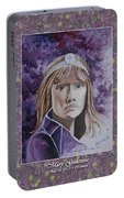 Portrati Of Mary Guccione, My Mom Portable Battery Charger