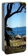 Portsmouth Harbor Light Portable Battery Charger