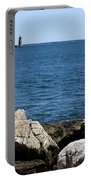 Portsmouth Harbor Lighthouse Portable Battery Charger