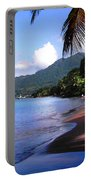 Portsmouth Shore On Dominica Filtered Portable Battery Charger