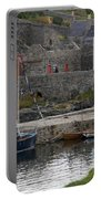 Portsoy Harbour Portable Battery Charger