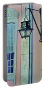 Portugal Street Scene Portable Battery Charger