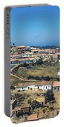Portugese Hillside Village Portable Battery Charger