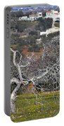 Portuguese Almond Plantation Portable Battery Charger