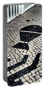 Portuguese Cobblestone Portable Battery Charger