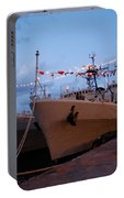 Portuguese Frigates Portable Battery Charger