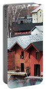Porvoo Town II Portable Battery Charger