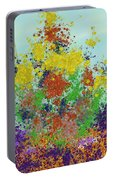 Posies Portable Battery Charger