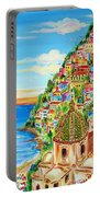 Positano Dreamy Sunset Portable Battery Charger