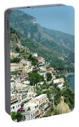 Positano In The Afternoon Portable Battery Charger