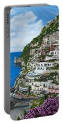Positano Italy Portable Battery Charger