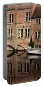 Postcard Canal II Portable Battery Charger