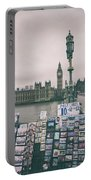 Postcards From Westminster Portable Battery Charger