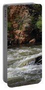 Poudre River Portable Battery Charger