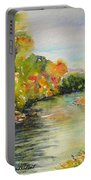 Poudre Riverbend Portable Battery Charger