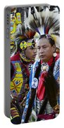 Pow Wow Back In Time 1 Portable Battery Charger