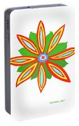 Power Flower Portable Battery Charger