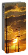 Power2power Portable Battery Charger