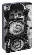 Prague Astronomical Clock 1410 Portable Battery Charger