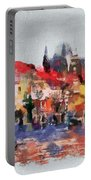 Prague Collection -1 Portable Battery Charger