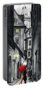 Prague Love Story Portable Battery Charger
