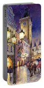 Prague Old Town Square 3 Portable Battery Charger
