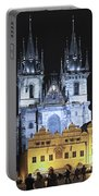 Prague Old Town Square Portable Battery Charger