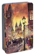 Prague Old Town Squere Portable Battery Charger