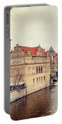 Prague View Portable Battery Charger
