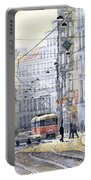 Prague Vodickova Str Portable Battery Charger
