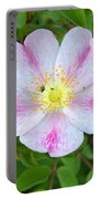 Prairie Rose Portable Battery Charger