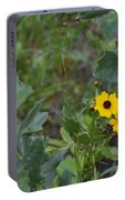 Prairie Tickseed Portable Battery Charger