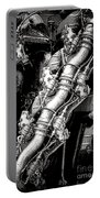Pratt And Whitney Wasp Major  Portable Battery Charger
