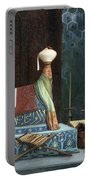 Prayer At The Sultan's Room  The Grief Of Akubar  Portable Battery Charger