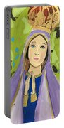Prayers Of Love Portable Battery Charger