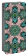 Praying For Peace Portable Battery Charger