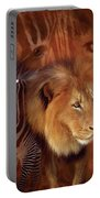Predator And Prey Portable Battery Charger