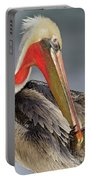 Preening Pelican Portable Battery Charger